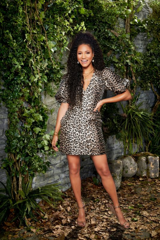 VICK HOPE – I'm a Celebrity… Get Me Out of Tere Campmates Promos, November 2020