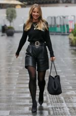 VOGUE WILLIAMS Arrivers at Heart Radio Show in London 11/15/2020
