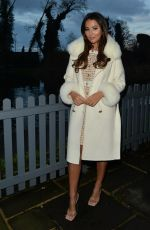 YAZMIN OUKHELLOU Out in Essex 11/16/2020