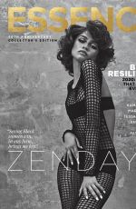 ZENDAYA for Essence Magazine, 50th Anniversary Collector;s Edition