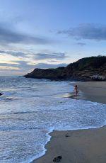 ZOEY DEUTCH in Bikini at a Beach - Instagram Photos 11/25/2020