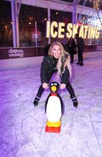 AISLEYNE HORGAN WALLACE at Lakeside Skating Ring Press Night 12/04/2020