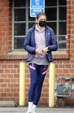 ALEX MORGAN Out and About in Los Angeles 12/28/2020