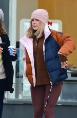ALICE EVE Out with a Friend in London 12/08/2020