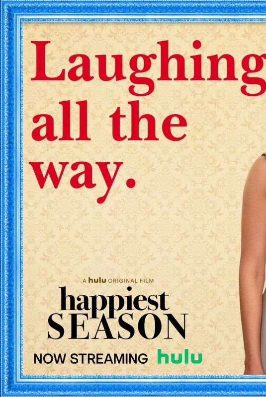 ALISON BRIE – Happiest Season Poster 2020