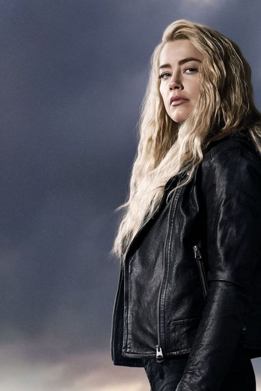 AMBER HEARD – The Stand Promos, 2020