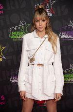 ANGELE at NRJ Music Awards in Paris 12/05/2020