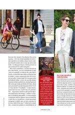 ANNE HATHAWAY in Vanidades Magazine, Mexico November 2020
