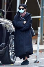 ASHLEY OLSEN Out and About in New York 11/29/2020