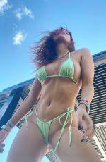 BELLA THORNE in Bikini - Instagram Photos 12/29/2020