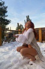 BELLA THORNE - Instagram Photos 12/27/2020