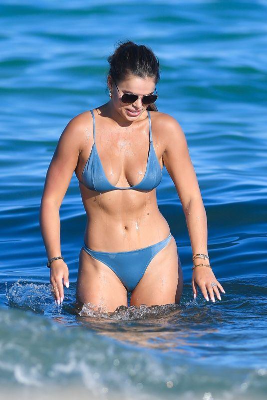 BROOKS NADER in Bikini at a Beach in Miami 12/12/2020