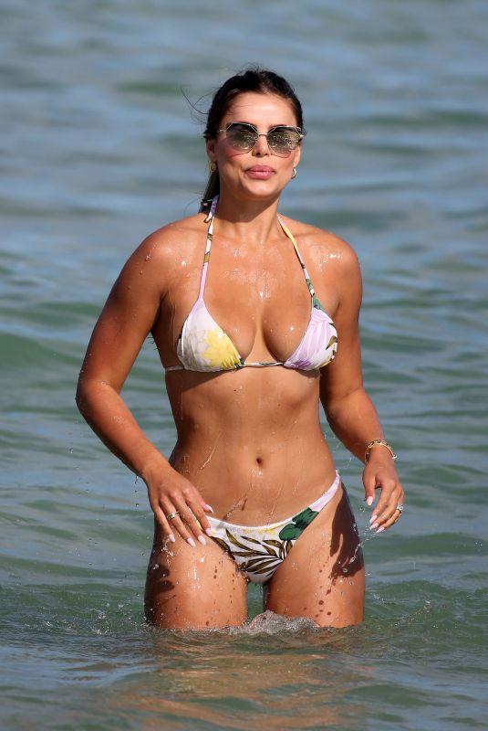 BROOKS NADER in Bikini at a Beach in Miami 12/14/2020