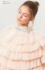CARMELLA ROSE in Beauty 7 Magazine, 2020
