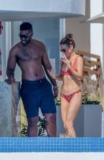 CASSIE SCERBO and CHRISHELL STAUSE in Bikinis in Cabo San Lucas 12/14/2020