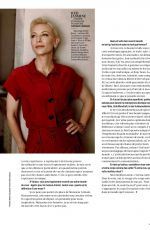 CATE BLANCHETT in Madame Figaro Magazine, December 2020