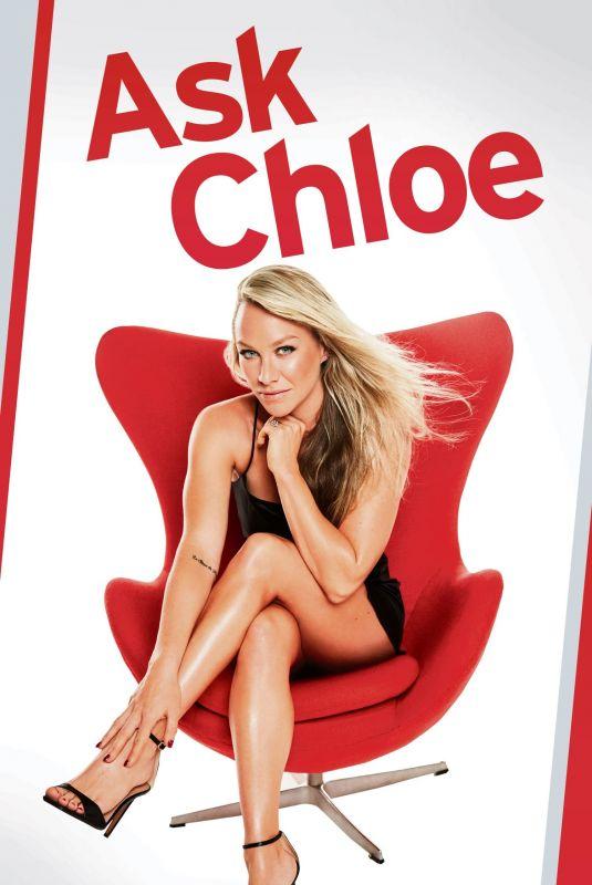 CHLOE MADELEY - Ask Chloe Promos, December 2020