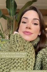 CHRISTA B. ALLEN - Instagram Photos 12/03/2020