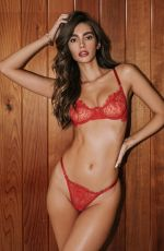 CINDY MELLO for Goosebery Intimates Manhattan Collection, December 2020
