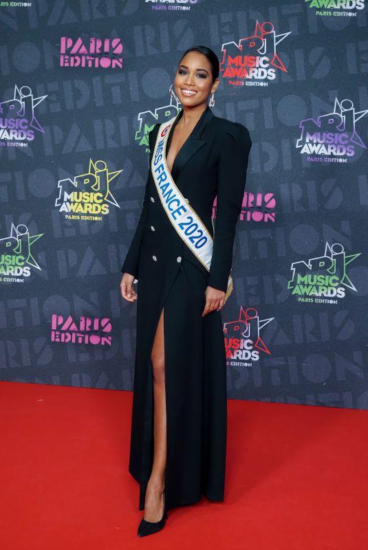 CLEMENCE BOTINO at NRJ Music Awards in Paris 12/05/2020