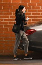 COURTENEY COX Leaves a Medical Building in Beverly Hills 12/18/2020