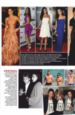 DEMI MOORE in Diez Minutos Magazine, Spain November 2020