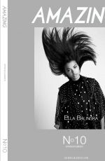 ELLA BALINSKA for Amazing Magazine 2020