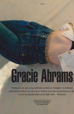 GRACIE ABRAMS in L