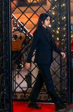 HAILEE STEINFELD on the Set of Hawkeye in New York 12/10/2020