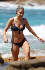 HELENA SAUZIER in Bikini at Tamarama Beach in Sydney 12/09/2020