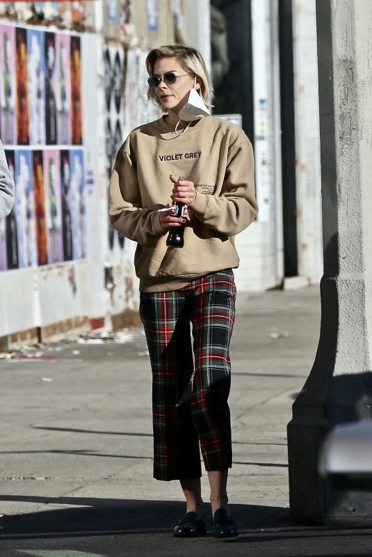JAIME KING Out and About in West Hollywood 12/20/2020