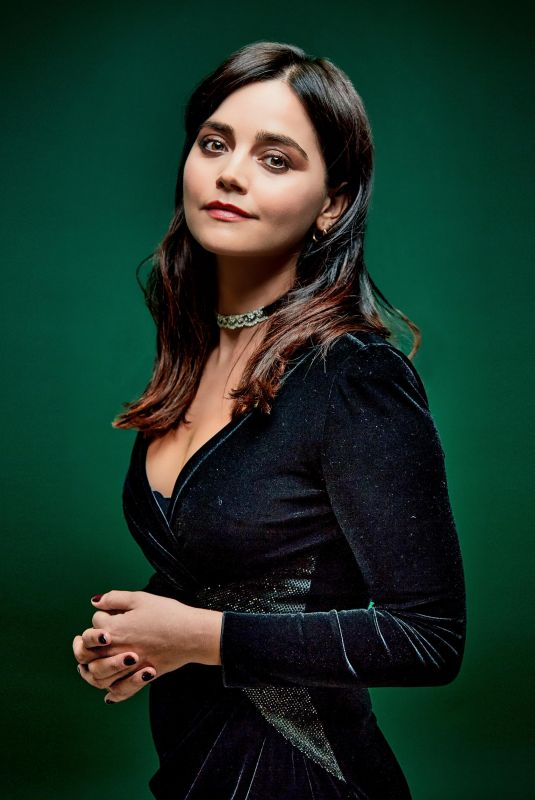 JENNA LOUISE COLEMAN for The Times, December 2020