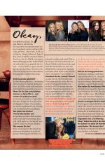 JENNIFER ANISTON in Petra Magazine, January/February 2021