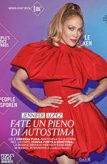 JENNIFER LOPEZ in Tu Style Magazine, December 2020