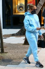 JENNIFER LOPEZ Out and About in Miami 12/22/2020