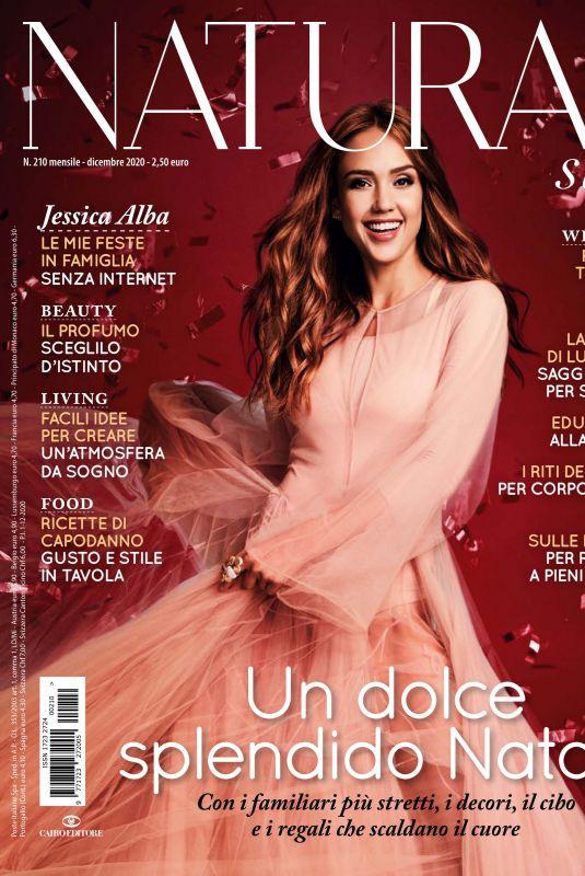 JESSICA ALBA in Natural Style Magazine, December 2020