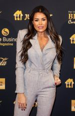 JESSICA WRIGHT at British Curry Awards 2020 in London 12/17/2020