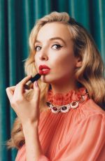 JODIE COMER for Instyle Magazine, January 2021