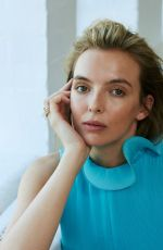 JODIE COMER for Marie Claire Magazine, Australia January 2021