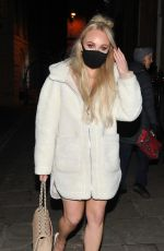 JORGIE PORTER Night Out in Liverpool 12/10/2020