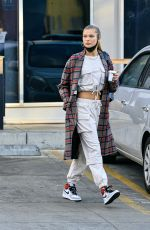 JOSIE CANSECO Out Shopping on Melrose Avenue in Los Angeles 12/27/2020