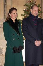 KATE KIDDLETON at Windsor Castle 12/08/2020