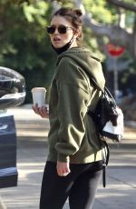 KATHERINE SCHWARZENEGGER Out in Los Angeles 12/14/2020