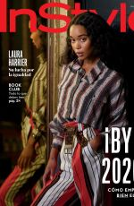 LAURA HARRIER for Instyle Magazine, Mexico December 2020