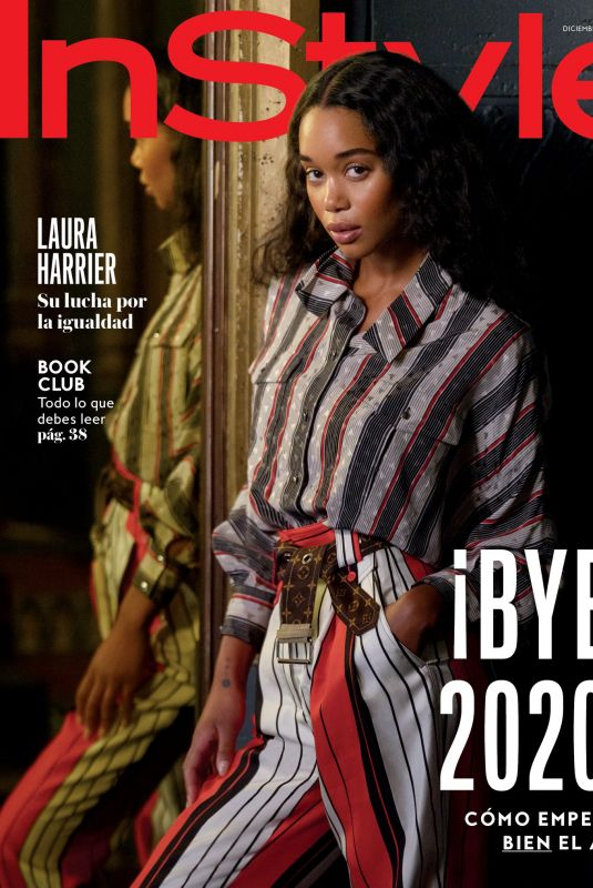 LAURA HARRIER in Instyle Magazine, Mexico December 2020