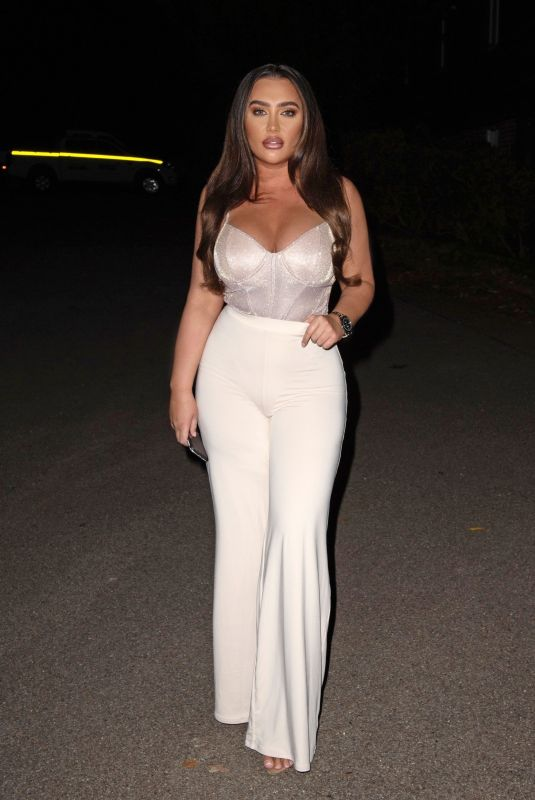 LAUREN GOODGER Night Out in Chigwell 12/13/2020