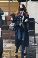 LISA VANDERPUMP Out in West Hollywood 12/24/2020