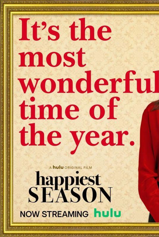 MACKENZIE DAVIS – Happiest Season Poster 2020