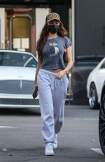 MADISON BEER Out Shopping in Beverly Hills 12/20/2020