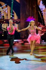 MAISIE SMITH at Strictly Come Dancing Final 12/19/2020